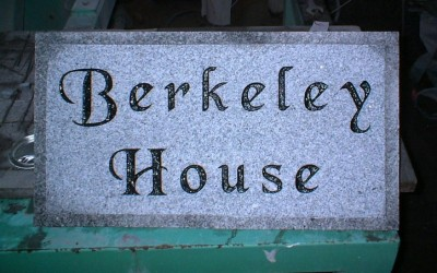 Berkeley Plaque