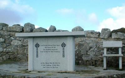 Cemetery Altar
