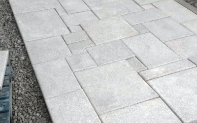 Honed Wicklow Granite Flag Floor (4)