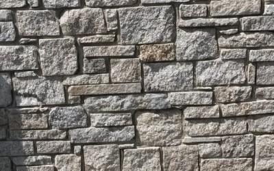 Split Wicklow Granite Walling (2)