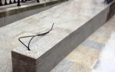 Wicklow Granite Access Ramp